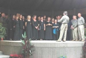 Arena in coro 2005
